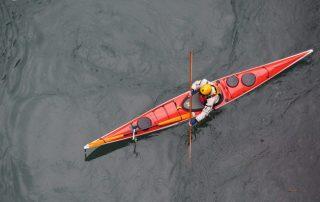 Seguridad en el kayak