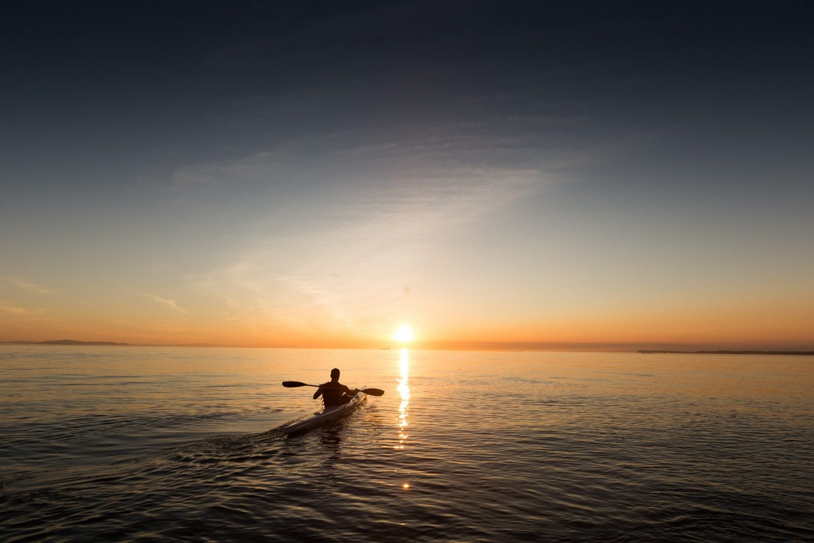 Seguridad en el kayak de travesía