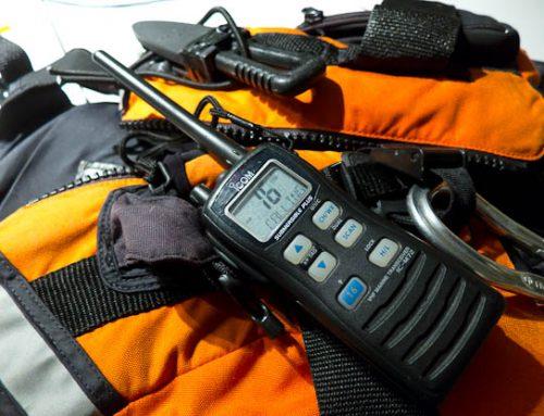 Radio VHF Portátil